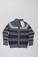 Свитер на молнии для мальчиков ADA (92-110)