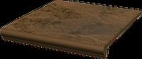 Semir beige ступень прямая с капиносом 30x33