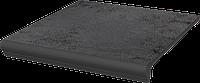 Semir grafit ступень прямая структурная с капиносом 30x33