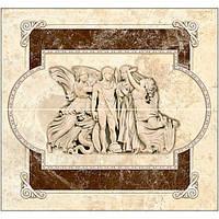 Декор Emperador панно (из 2-х шт.) 46*50 П66031