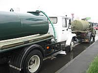 Откачка канализации Откачать канализацию в частном секторе.