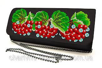Сумочка - клатч для вышивки бисером или крестиком КЖ-012