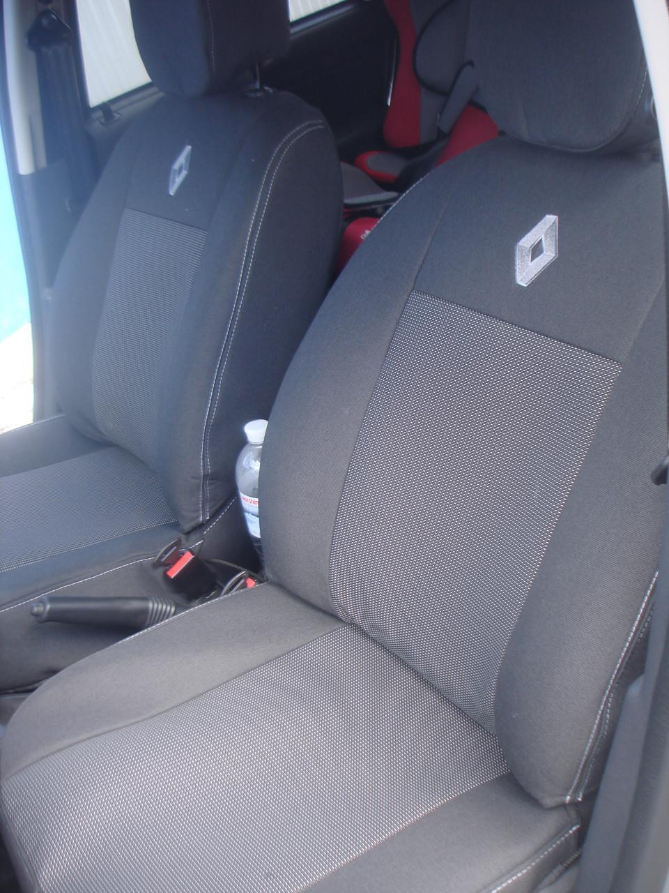 Авточехлы VIP RENAULT Duster 2013→ автомобильные модельные чехлы на для сиденья сидений салона RENAULT Рено Duster