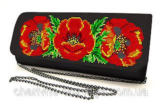 Сумочка - клатч для вышивки бисером или крестиком КЖ-009