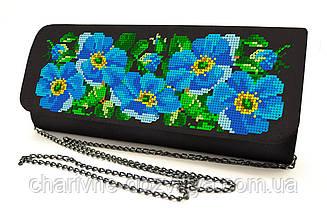 Сумочка - клатч для вышивки бисером или крестиком КЖ-008