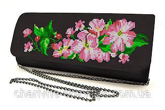 Сумочка - клатч для вышивки бисером или крестиком КЖ-006