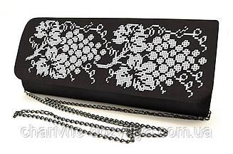 Сумочка - клатч для вышивки бисером или крестиком КЖ-005