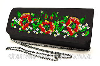 Сумочка - клатч для вышивки бисером или крестиком КЖ-003