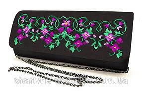 Сумочка - клатч для вышивки бисером или крестиком КЖ-002