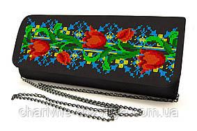 Сумочка - клатч для вышивки бисером или крестиком КЖ-001