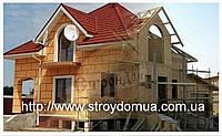 Домокомплект быстровозводимого СИП панельного дома от производителя Харьков