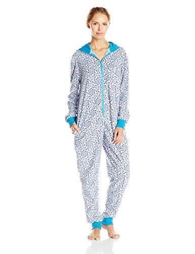 Женская флисовая пижама