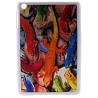 """Чехол для планшета Drobak 3D для Apple iPad mini """"Ящірка"""" (930210)"""