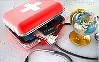 Медицинское страхование для выезжающих за рубеж