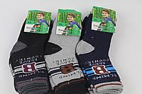 Махровые носки на мальчика 20-35 Бамбук 30-35