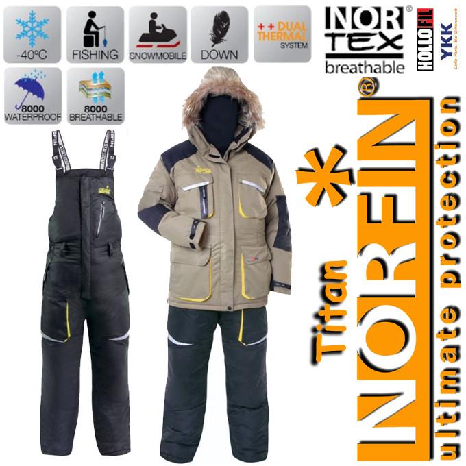 7b2af4340b16 Зимний мужской костюм Norfin Titan до -40С - «Вулкан» товары для рыбалки,