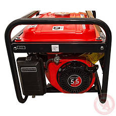 Генератор бензиновый  INTERTOOL DT-1122, фото 2