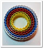 Набор колец для гарнира пластик
