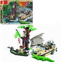 Конструктор BRICK 813 Брик аналог LEGO Амфибия