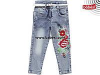 Джинсы для девочки на  1, 2, 3, 4  года  . Детская одежда оптом из Турции. Доставка 5-7 дней!