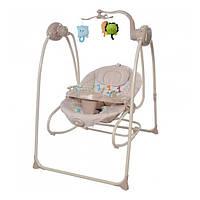 Кресло-качалка CARRELLO Molle Grey CRL-10301 BEIGE ТМ: CARRELLO