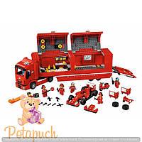 Детский конструктор Формула 1 Lepin 21010 (аналог Lego75913)