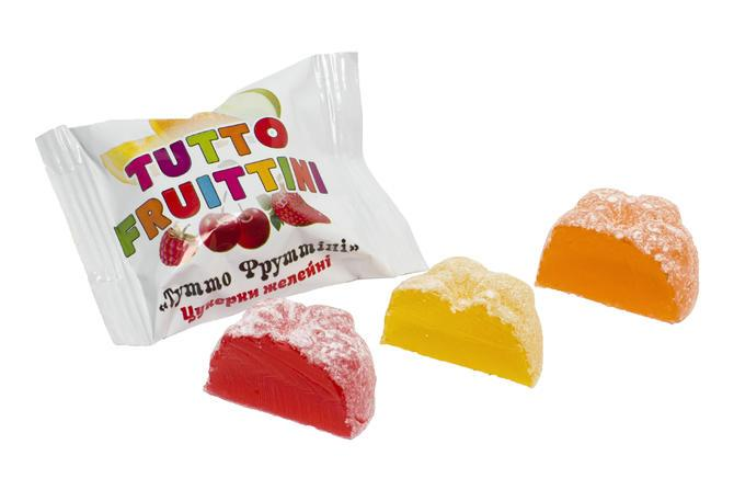 Конфеты «Tutto Fruttini» (ТМ Гурман Family)