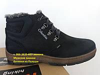 Польские зимние ботинки Columbia