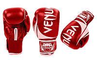 Перчатки боксерские кожаные  VENUM , фото 1