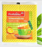 Вискозные кухонные тряпки DM Profissimo 5 штук Германия