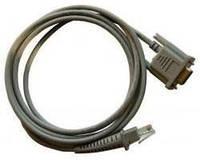 Интерфейсный кабель RS232 для сканера штрих кодов Datalogic