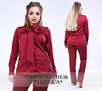 Блузка женская  48+ арт 1396-204