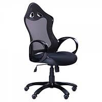 Кресло Матрикс-2 пластик чёрный
