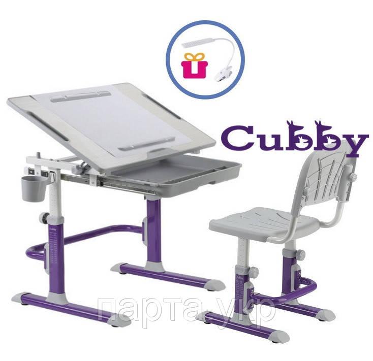 Cubby Karo растущая парта и стул для дома, мольберт (4 цвета)
