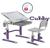 Cubby Karo растущая парта и стул для дома, мольберт (4 цвета), фото 1