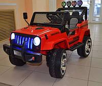 Детский электромобиль Джип 2388, полноприводный