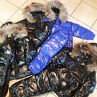 Зимняя куртка комбинезон Moncler Монклер Румыния