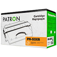 Картридж HP 53X (Q7553X), Black, P2014/P2015/M2727, 7k, Patron Extra (PN-53XR)