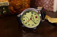 Старинные механические мужские часы Полет, Механические часы, Винтажные часы