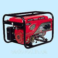 Генератор бензиновый БРИГАДИР Standart БГ-2000ES (2.0 кВт)