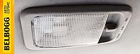 Лампа освещения салона передняя беж Geely MK, Джили МК МК2, Джилі МК