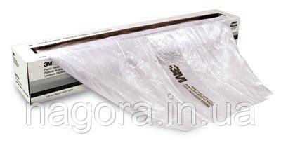 ЗМ Пленка маскирующая прозрачная, эконом, 4м х 300м