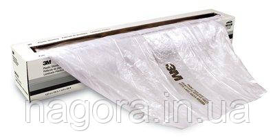 ЗМ Плівка маскуюча прозора, економ, 4м х 300м