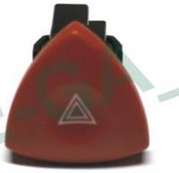 Renault Laguna II 01-05 кнопка аварийки указатель аварийной сигнализации переключатель опасности аварийка