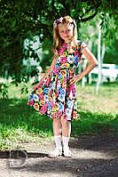 """Платье детское""""ромашка"""", фото 1"""
