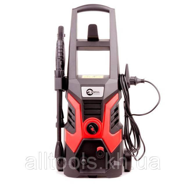 Аппарат для мойки и очистки поверхностей INTERTOOL DT-1505
