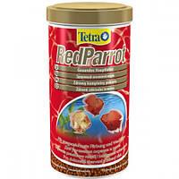 Корм Tetra Red Parrot для красных попугаев в гранулах, 250 мл