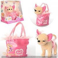 Кикки собачка в сумке. Аналог Chi Chi love.M 3644 UA