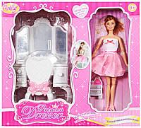 Кукла с туалетным столиком арт. 99050