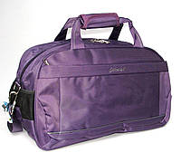 Сумка дорожная (45*28*20 см) CATESIGO фиолетовая, фото 1